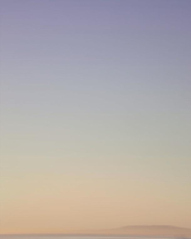 San Francisco Bay, CA Sunrise 6:24pm Plate 1 © Eric Cahan