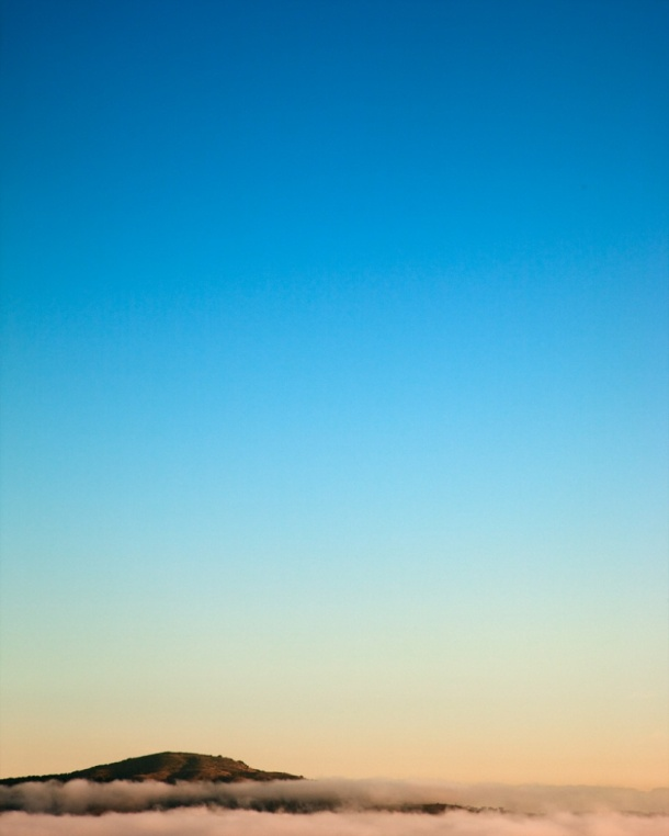 Sea Cliff, San Francisco CA Sunrise 6:57am Plate 1 © Eric Cahan