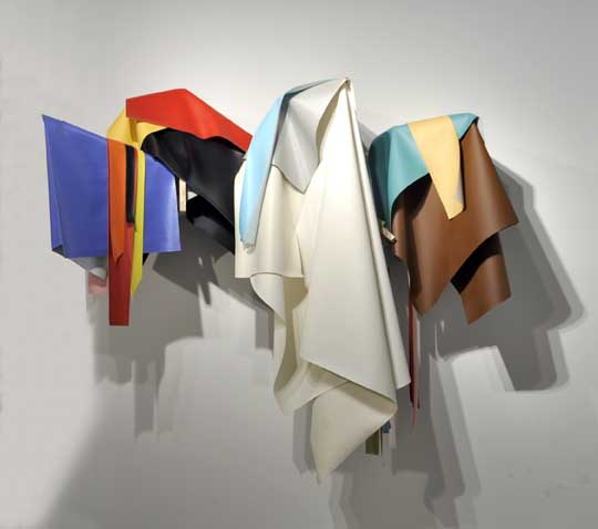velasquez_untitled (draped structure1)65X74X28