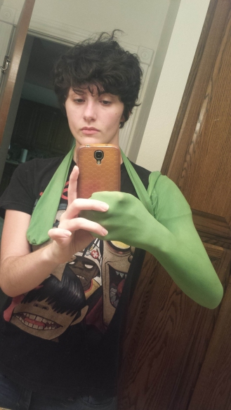 m'gann-young-justice-youngjustice-wip-work-in-progress-dyeing-dying-handdying-testing